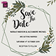Wedding Invitation Set Template - Vol. 1 - GraphicRiver Item for Sale
