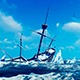 Wreck Of The Ship - VideoHive Item for Sale