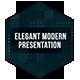 Elegant Modern Presentation | Clear Corporate Slides - VideoHive Item for Sale