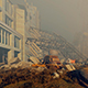 The City Destroyed By The Catastrophe - VideoHive Item for Sale