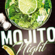 Mojito Night Flyer - GraphicRiver Item for Sale
