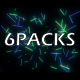VJ Loops LED Colorful Packs - VideoHive Item for Sale