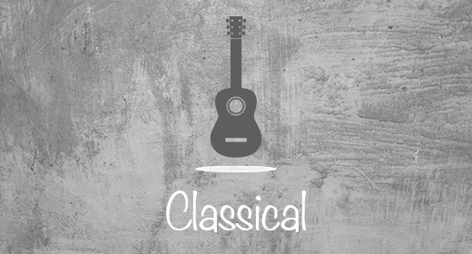 My Favorite Classical Pieces for Guitar