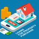 Online Property Purchase Composition - GraphicRiver Item for Sale