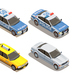 Passenger Cars Isometric Collection - GraphicRiver Item for Sale