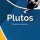 Plutos Premium Design Powerpoint Template - GraphicRiver Item for Sale