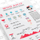 Colourful Infographic Resume