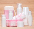Different skincare products - PhotoDune Item for Sale