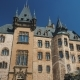 Wernigerode Castle Is a Schloss Located in the Harz Mountains Above the Town of Wernigerode in