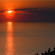 Vibrant Sunset Over The Calm Baltic Sea - VideoHive Item for Sale