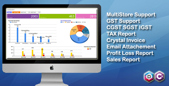 GST Billing System POS - Invoice Manager - CodeCanyon Item for Sale