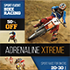 Bike Racing Flyer Templates - GraphicRiver Item for Sale