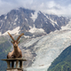 Ibex, Range of Mont Blanc. French Alps - PhotoDune Item for Sale