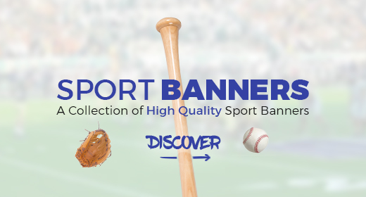 Sport Banners Collection