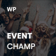Event Champ – Multiple Events & Conference WordPress Theme - ThemeForest Item for Sale