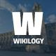Wikilogy - Wiki & Blog WordPress Theme - ThemeForest Item for Sale