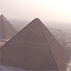 Pyramids of Giza in Cairo drone - VideoHive Item for Sale