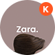 Zara. Keynote Template