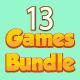 Bundle N°1 : 13 HTML5 GAMES (CAPX + HTML5) & 80% OFF