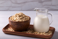 Oat flakes and milk - PhotoDune Item for Sale