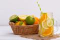 Orange infused water - PhotoDune Item for Sale