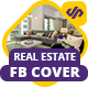 Real Estate Facebook Timeline Cover - AR - GraphicRiver Item for Sale