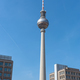 The Fernsehturm, Berlins most famous landmark - PhotoDune Item for Sale