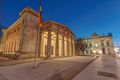 The Neue Wache war memorial and the German Historical Museum - PhotoDune Item for Sale