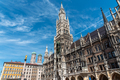 The townhall at the Marienplatz in Munich  - PhotoDune Item for Sale