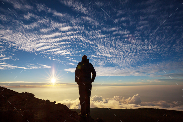 Haleakala - Stock Photo - Images