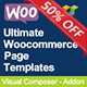 Ultimate Woocommerce Page Templates Builder | WPBakery Page Builder (Visual Composer) add-on - CodeCanyon Item for Sale