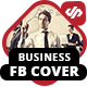 Business Solutions Facebook Timeline Cover - AR - GraphicRiver Item for Sale