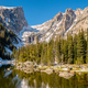 Dream Lake, Rocky Mountains, Colorado, USA. - PhotoDune Item for Sale