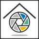 House Photo Logo - GraphicRiver Item for Sale
