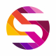 Synergy S Letter Logo - GraphicRiver Item for Sale