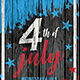 July 4th Flyer Template - GraphicRiver Item for Sale