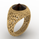 Patten ring - 3DOcean Item for Sale