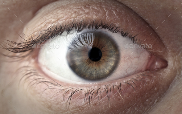Open eye - Stock Photo - Images