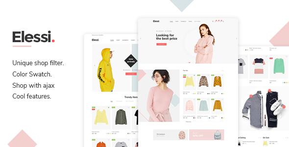 20 Best Fashion Ecommerce Themes for WordPress 2019 1