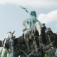 The Neptune Fountain Is Located in the Center of Berlin Between the Church of Marienkirche and the - VideoHive Item for Sale