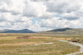 Farm landscape at the foot of the Black Mountain Pass - PhotoDune Item for Sale
