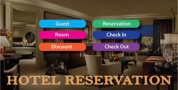 Easy Reservation | Hotel Management System With Source Code - CodeCanyon Item for Sale