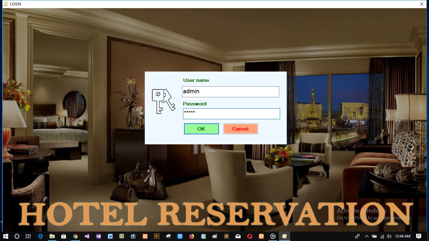 sample thesis hotel management system