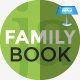Family Book Keynote Presentation Template