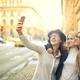 Girls taking a selfie - PhotoDune Item for Sale