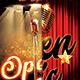 Open Mic Flyer Bundle