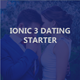 Ionic 3 Location Based Dating Full Application Starter - CodeCanyon Item for Sale
