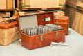 Set of the retro Soviet individual personal dosimeters - PhotoDune Item for Sale