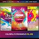 Colorful Flyers Bundle Vol. 65 - GraphicRiver Item for Sale