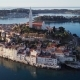 Aerial View of Rovinj, Istria, Croatia. - VideoHive Item for Sale